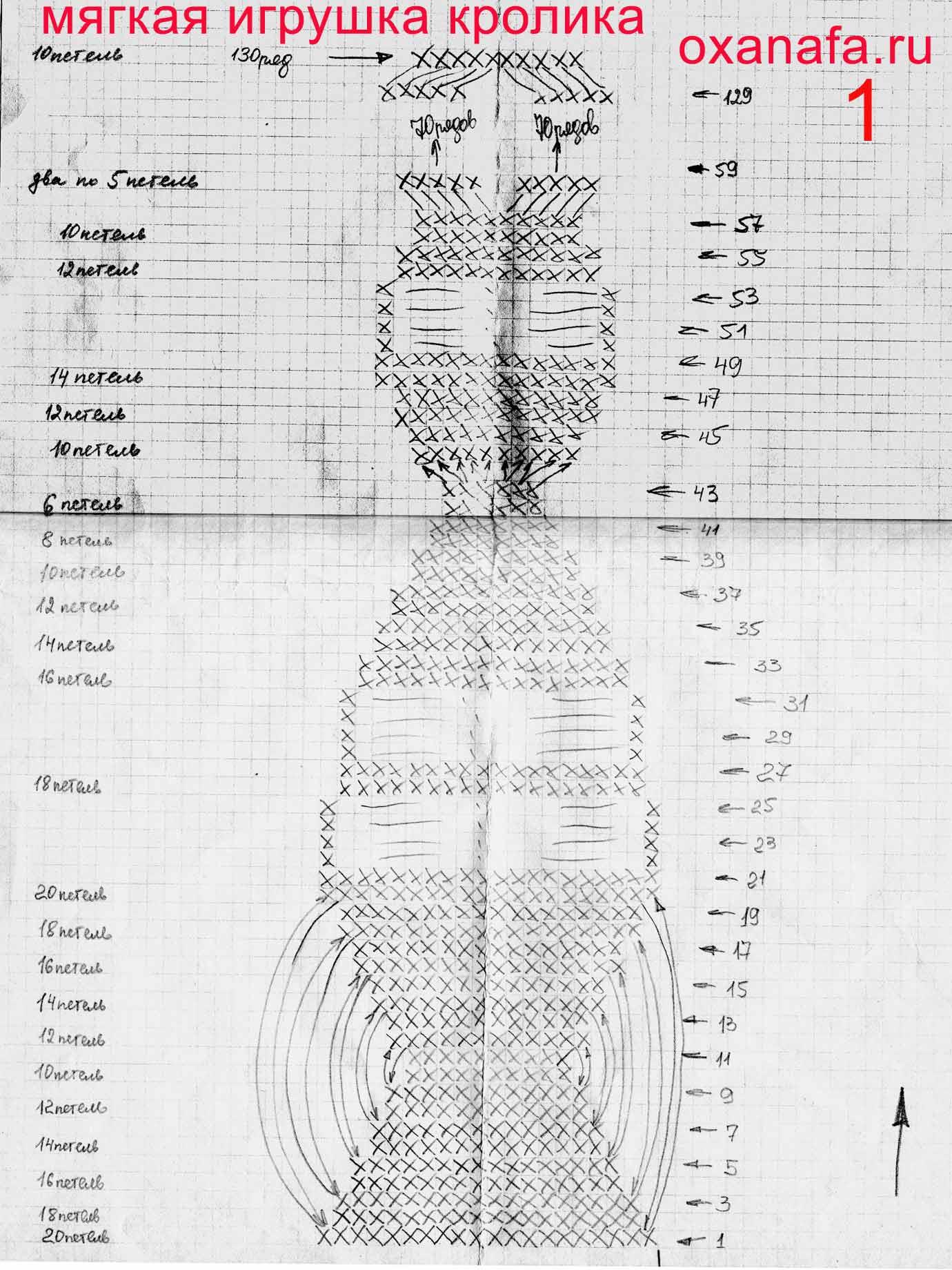 Девушка в вязанной кофте