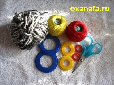 Набор для изготовления мягкой игрушки