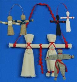 Мастер-класс смотреть онлайн: Кувадки. Народные куклы своими руками |  Журнал Ярмарки Мастеров | 265x250