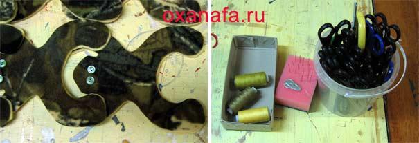 Материалы для изготовления мягкой игрушки