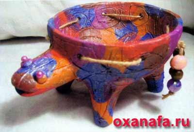 Керамика - черепаха