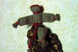 русская народная кукла