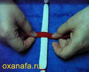 изготовление головы куклака