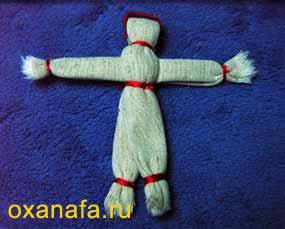 народная кукла тульско-калужский мужик