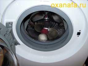 механизация мокрого валяния шаров