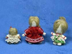 Кукла на счастье. Народная русская кукла