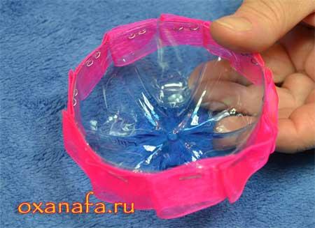дно коробочки из пластика