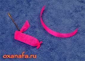 ленты для замочка